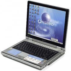Toshiba Qosmio E15 1.7 GHz Pentium M Laptop