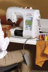 Singer Quantum Embroidery and Sewing Machine