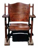 Colonial Cinnema Chair