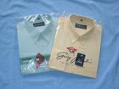Polyester and Viscose Plain Shirt