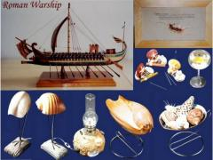 Nautical and Seashell Unique Gifts