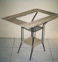 Square High Table