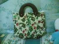 Batik bag