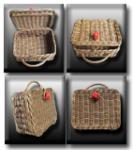 Мini picnic basket
