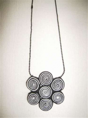 Necklace Flannel