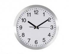 Promotional clocks