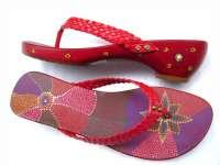 Sandals wood