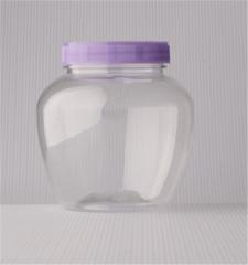 Plastic jar A1