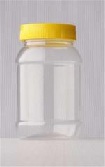 Plastic jar F4
