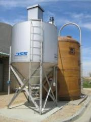 Silo Tank
