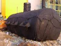 Underground Tank Cap. 20.000 Liters