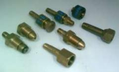 Nipple Connector cylinder valve