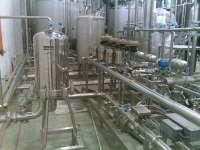 Stainless Steel Sanitary Installation