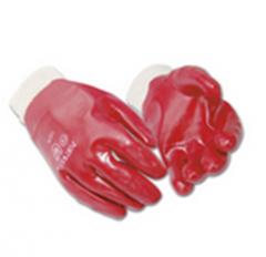 Working Gloves Knitwrist PVC