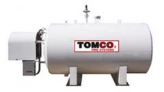 High Pressure CO2 Fire Suppression System