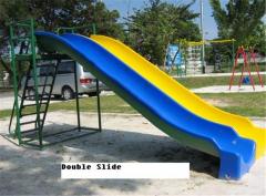 Double Slide Playground