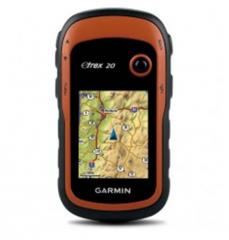 Handheld GPS Garmin eTrex 20