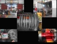 Rotor Turbine Repair