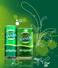 Green Sands, Fruit water