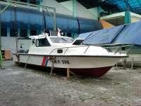 Patrol boat FBI-1026-XASERIES