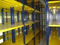 IMW metal shelves