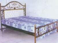 Forging bed