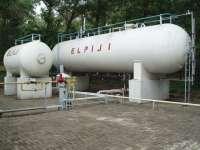 Transportir LPG tank