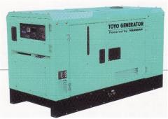 Generator Set Toyo