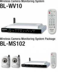 Wireless Camera Monitoring System BL-WV10/ MS-102