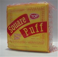 Crackers Square Puff