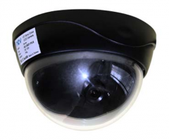Dome Color Camera NC-2621 Sony