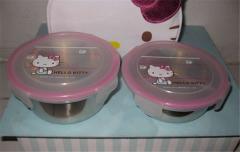 Lunch Box Hello Kitty