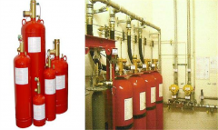 Fire Suppression System Novec 1230