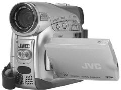 Video camera GR-D290