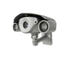 Weatherproof IR Camera Zoom VP-100