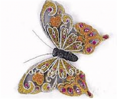 Refrigerator Magnet Butterfly