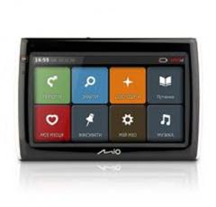 GPS Navigator Mio Moov S550
