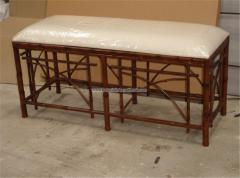 Long Bench Bamboo