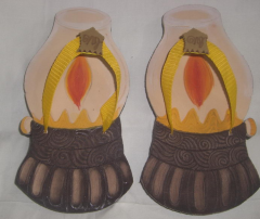 Slippers Lamp