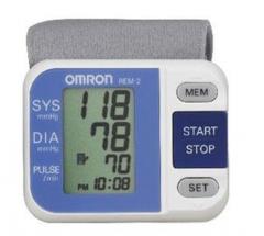 Digital Fully Automatic Wrist Blood Pressure