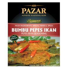 Pepes Ikan Seasoning