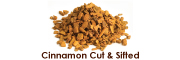 Cinnamon Cut & Sifted