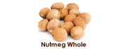 Nutmeg and Mace Spices