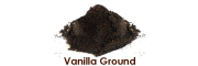 Vanilla Ground Spice