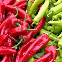 Small Green Chili