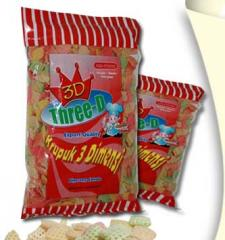 3D Crackers Product