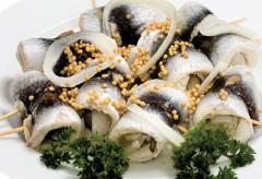 Halal Marinated Fish Products