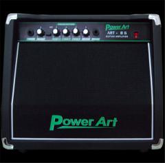Amplifier Guitar Power Art Art 8 G