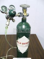 Oksigen (O2) Gas