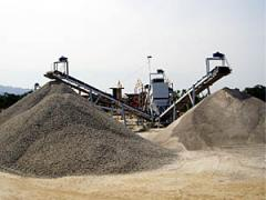Crushed Stone for concrete products